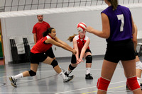 MMS Volleyball - 9-6-2012