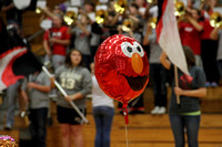 Homecoming Pep Assembly 10-4-2012