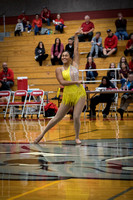 Miss Missouri Simone Esters at Basketball Game 12-3-2019