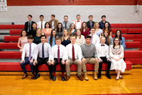 NHS Induction Ceremony 2-19-2020
