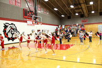 Winter Warming Pep Assembly